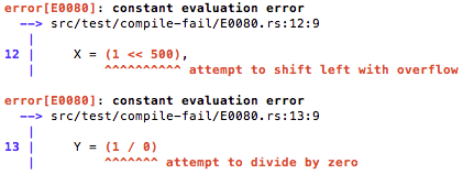 Picture of new constant eval error